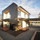 This Christchurch home is the first 10-star Homestar house to be built in New Zealand. Centre:...