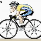 This  editorial cartoon depicting Lance Armstrong  by cartoonist Steve Sack,  published in the...