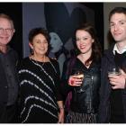 Tim and Chris Manley, Nadya Shaw Bennett, Jacob Easton all of Dunedin.