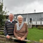 Tom and Jeanette Grant have turned an old woolshed into their own ''utopia''. Photo by Gregor...