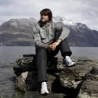 Tom Palmer relaxes in Queenstown earlier this week. Photo by Reuters.