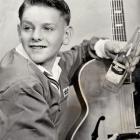 Trevor Wheeler in a Lanes advertisement. Photos supplied.