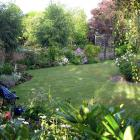 Turner garden.