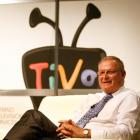 TVNZ chief executive Rick Ellis at the press conference announcing the TiVo launch. Photo by The...