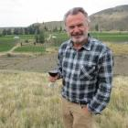 Two Paddocks founder and actor Sam Neill, of Queenstown, yesterday toasts his winery's ...
