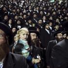 Ultra-Orthodox Jews, or Haredim. Photo by Reuters.