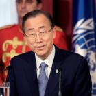 UN Secretary-General Ban Ki-moon. Photo Reuters