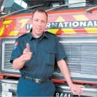 Uncle Neil wants you! Mataura fire chief Neil Rogan needs new recruits to join his team.