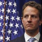 United States Treasury secretary Timothy Geithner talks tough on consumer protection.