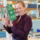 University of Otago's Dr Ann Horsburgh has searched for DNA in blood-soaked artefacts left after...