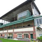 Unsafe? One of the Forbury Park Trotting Club's three grandstands has been closed while its...