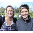 Vic Densem and Tracy Ballantine, both of Dunedin.