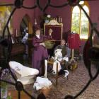 Victorian domestic goddess Marise Martin, watched by her husband, Graeme, will discuss the...