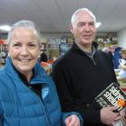 Dianne and John Kennedy, of Auckland.