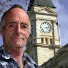Waitaki mayoral candidate Bruce Cawley believes it is time for a change. Photo by David Bruce.