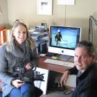Wanaka film-makers Jeanie Ackley and Carl McNeil have just released their fifth independent...