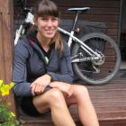 Wanaka multisporter Ailsa Rollinson  is keen to complete her first Gold Rush event. Photo by...