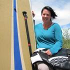Wanaka paddleboarder Angela Hook hopes paddleboarding life jacket exemptions will be clarified as...