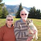 Wanaka residents Jan and Graham Dickson are unhappy the Queenstown Lakes District Council's draft...