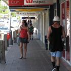 Wanaka's business confidence is down, according to the results of a chamber of commerce survey...
