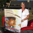 Waverley artist Mary-Ann Dickie returns to Amisfield Winery to launch her Homage to Ralph Lauren...