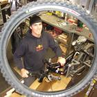 Wanaka's Dan Aitken is packing his bike and bags to compete on the European downhill mountain...