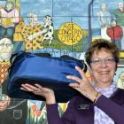 Wendy Patterson retired yesterday after 30 years as Age Concern Otago Meals on Wheels co...