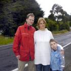 When German tourist Claudia Petersson returned with her husband Klas and son Finn (8) to the...
