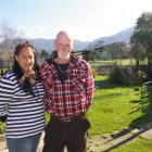 Wikitoria and Douglas (Owen) McNutt of the Tahakopa Kakariki Protection and Enhancement Trust ...