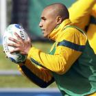 Will Genia will lead the Wallabies when they take on the US in their Rugby World Cup Pool C match...