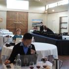Wine writers take part in the Central Otago annual wine release tasting last month. Photo by...