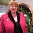 Wool Partners International chairwoman Theresa Gattung says strong wool's time has come.