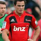 Zac Guildford returns for the Crusaders. Photo by NZPA