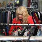 Otago Polytechnic professor in fashion at the School of Design, Dr Margo Barton, searches for...