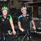 Directors of Bike It Now in Clyde, Lisa Joyce and Duncan Randall are hopping on the idea of a new...