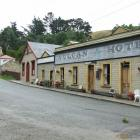 Design guidelines for heritage precincts like St Bathans could be the responsibility of a council...