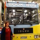 Annie Naylor has driven the Dunedin Public Libraries ...
