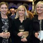 Natalie Cowie of North Taieri, Lucy Annan of Tarras, and Liz Chittock of Kaiwera.