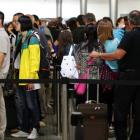 Planned rolling strikes by Aviation Security Service later this month could cause major...