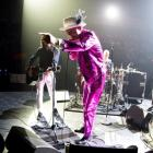 The Tragically Hip perform in in Victoria, British Columbia, last month. Photo Reuters