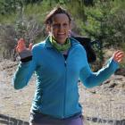 Alexandra woman Kendra Breen is metres away from winning the women's section of the punishing...
