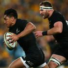 The All Blacks beat the Wallabies 42-8 in the weekend after a listening device was found in their...