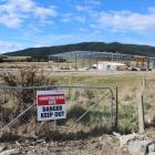 The Pan Pac new plant site at Milburn. Photo by Samuel White.