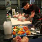 Dunedin butcher Ben Henry powers his way to success in the national apprentice butcher of the...