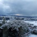 Brockville snow. So beautiful. Alysha Gibbs