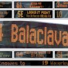Concerns have been raised about the need for the new Dunedin bus signs to be simpler  — like the...