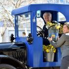 Cancer Society of New Zealand (Otago and Southland division) Daffodil Day co-ordinator Emma...