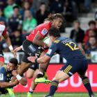 Defence has been key for the Highlanders this season. Photo Getty