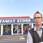 Dunedin Salvation Army volunteer Reg Ozanne says he is concerned people will go without food...