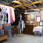 Richie Boyens moved his workroom to his home after finding the direction of his business had...
